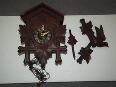 Original 1969 13th Century Clock Lindberg Model Kit With