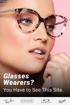 03f092bf069 Glasses you re guaranteed to love! 60% off over 1000 s of frames