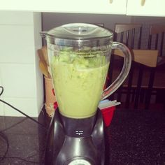 #HEALTHY #GREEN #SMOOTHIE