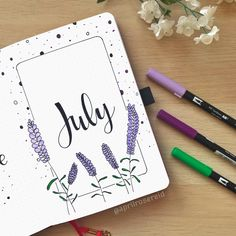 Bullet Journal Month Cover, Creating A Bullet Journal, Bullet Journal Lettering Ideas, Bullet Journal Notebook, Bullet Journal Aesthetic, Bullet Journal School, Bullet Journal Ideas Pages, Bullet Journal Inspiration, Bullet Journal Title Page