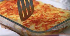 Heerlijk voor vanavond: simpele, romige ovenschotel met kip en aardappel