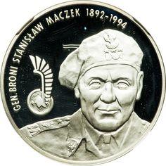 Munt General Stanislaw Maczek.