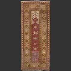 Melas Vintage Turkish Rug 8 1 X 3 6 Ft 246 111 Cm Bohemian Boho Style Carpet