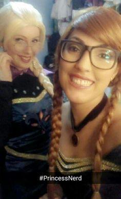 Anna e Elsa #Nerd