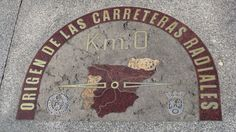 Situated in Puerta del Sol, Kilometre 0 is the centre of the radial network of Spanish roads, and is one of the best known and busiest places in Madrid.