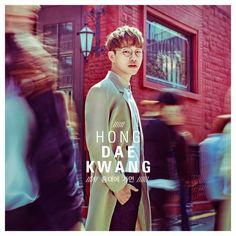 Hong Dae Kwang #singer #kpop