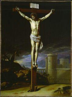 Philippe de Champaigne, Christ in the Cross