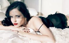 Eva Green. I love everything about her.