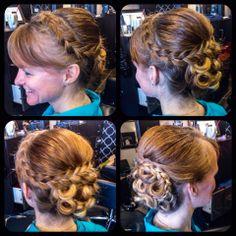Frozen Hair Style