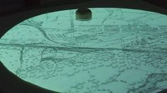 Cartography - Interactive Map Surface on Vimeo
