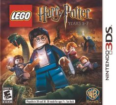 Lego Harry Potter Years 5-7 (3DS)