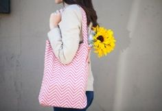 Beginner Sewing: Market Tote Bag -- online workshop with Cal Patch