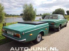 Volvo aanhanger