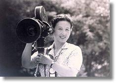 Chen Jin Ti, Camerawoman/Producer (Beijing, China)
