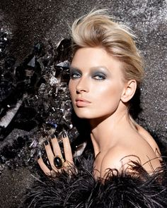 Dark+Spell+Collection+by+Laura+Mercier+at+Neiman+Marcus. Eye color..Magical & Dark Spirit