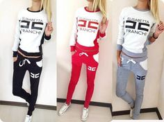 Classy and Cute Sport Set