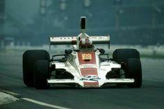Rolf Stommelen Monza 1975