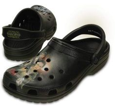 847a60662d Classic Star Wars Episode VII Clog. Crocs Classic Star Wars Episode Clog in  Black