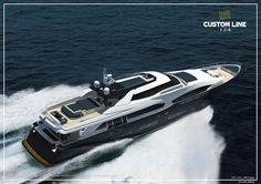 Feretti Custom Line 124