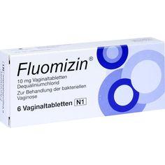#FLUOMIZIN 10 mg Vaginaltabletten rezeptfrei im Shop der pharma24 Apotheken
