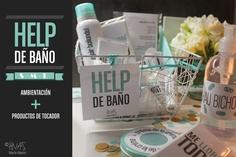 HELP de Baño  by HNAS. Martín Martin