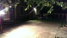 Good bye patio