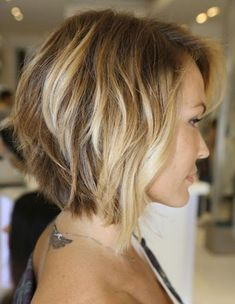 inverted lAYERED bob - Google Search