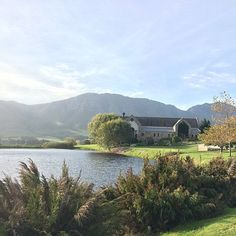 More amazingness in the Hemel-en-Aarde valley: Sumaridge Wine Estate #hermanus