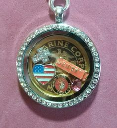 Custom Floating Charms Lockets ... email DNACJS@gmail.com for information and/or to order