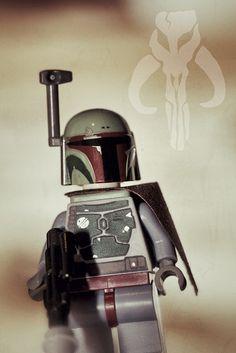 fett #flickr #LEGO #StarWars