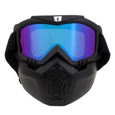 b1e5c27908 WOSAWE Snowboard Goggles Dustproof Wind Protention Men Women Big Ski