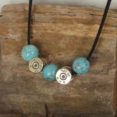 ammo necklace and beads