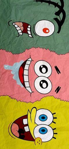 Aesthetic Iphone Wallpaper, Aesthetic Wallpapers, Cute Cartoon Wallpapers, Phone Wallpapers, Wallpaper Qoutes, Square Pants, Spongebob Squarepants, My Childhood, Snoopy