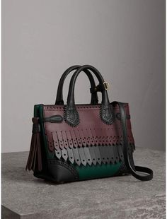 Shop women's bags & handbags from Burberry including shoulder bags, exotic clutches, bowling and tote bags in iconic check and brightly coloured leather Burberry Tote, Burberry Handbags, Prada Handbags, Luxury Handbags, Fashion Handbags, Tote Handbags, Purses And Handbags, Tote Bags, Cheap Handbags