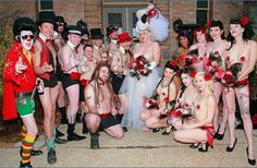 Bad Wedding Photos: Yet 7 More of the Funny and Disastrous!!