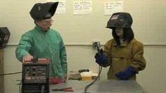 Basic MIG Welding, via YouTube.