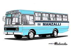 Expresso São Bernardo do Campo S. Mercedes Benz, Busses, Motorhome, Jeep, Trucks, Vehicles, Bristol, Travel, Vintage