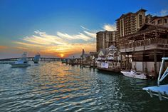 Emerald Grande at HarborWalk Village in Destin Florida... This is where we will be staying!! Hurry up July:)))
