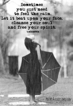 Trendy Dancing In The Rain Quotes Love Umbrellas Ideas - Trendy Dancing In The Rain Quotes Love Umbrellas Ideas - Raining Day Quotes, True Quotes, Words Quotes, Sayings, Qoutes, I Love Rain, Rain Days, Under The Rain, Sound Of Rain