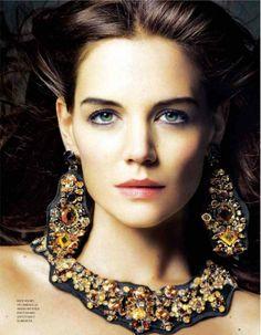 Sagittarius Goddess Katie Holmes - http://www.simplysunsigns.com/