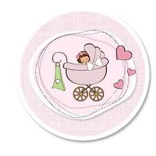 نتيجة بحث الصور عن ثيمات مواليد بنات جاهزه للطباعه Baby Images Baby Girl Little Princess