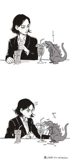 尾頭さんと蒲田くん