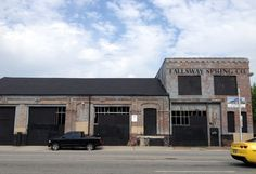 historic buildings fells point   Restaurants rise from the rubble in historic buildings