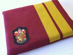 Gryffindor laptop sleeve :-)