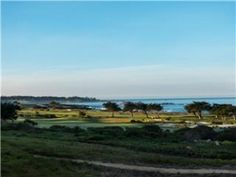 Check out the view of the 6th fairway from the MPCC Shore Course in Pebble Beach.