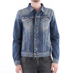 Giubbino denim Gas sabbiato - € 129,00 scontato del 10% lo paghi solo € 116,10 | Nico.it - #nicoit #nicoabbigliamentoecalzature #newarrivals #newcollection #summerspring #ss15 #summer #spring #outfitoftheday #ootd #bestoftheday #lookoftheday #lotd #cute #love #denim #jeans #denimjacket #jacket #gas #fashionista