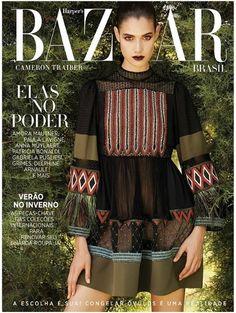 Harper's Bazaar Brasil - March 2016