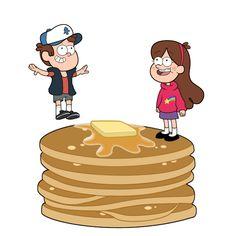 Pancake by markmak