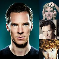 I don't care what shade his hair is, I just want the man, although I'm partial to Gingerbatch ;-)