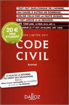 Telecharger Code civil 2017 de Xavier Henry Kindle, PDF, eBook, Code civil 2017 PDF Gratuit